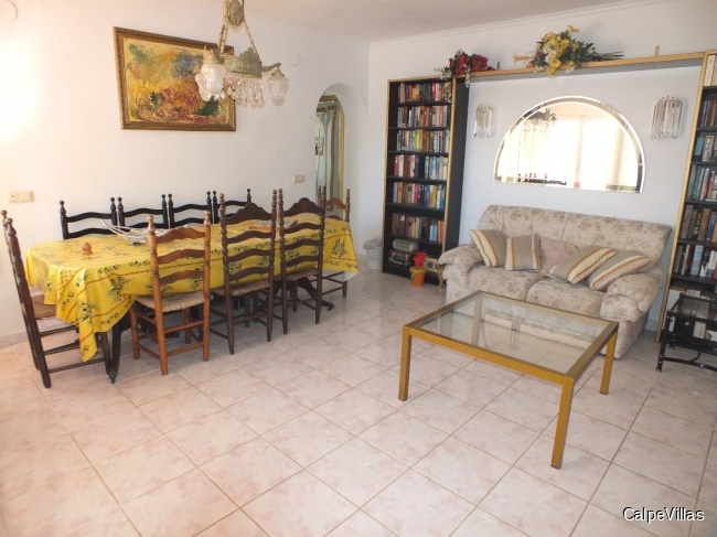 Large Villa in Benissa with pool