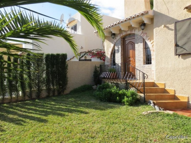 Beautiful bungalow / house in Calpe