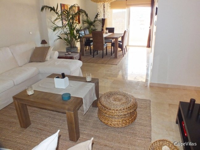 Luxury Apartment in Benissa with 3 bedrooms