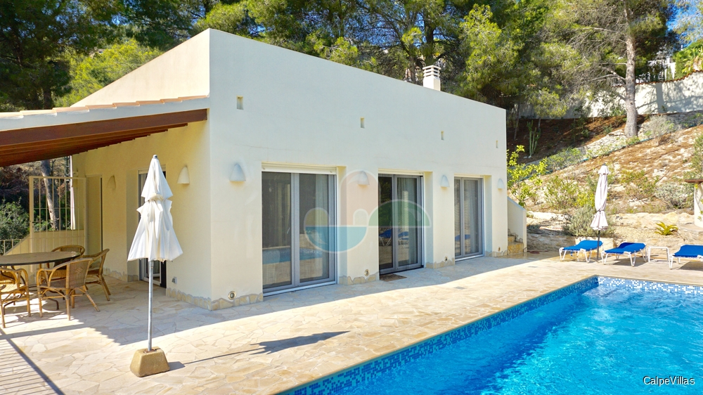 Modern, completely renovated Villa in Benissa